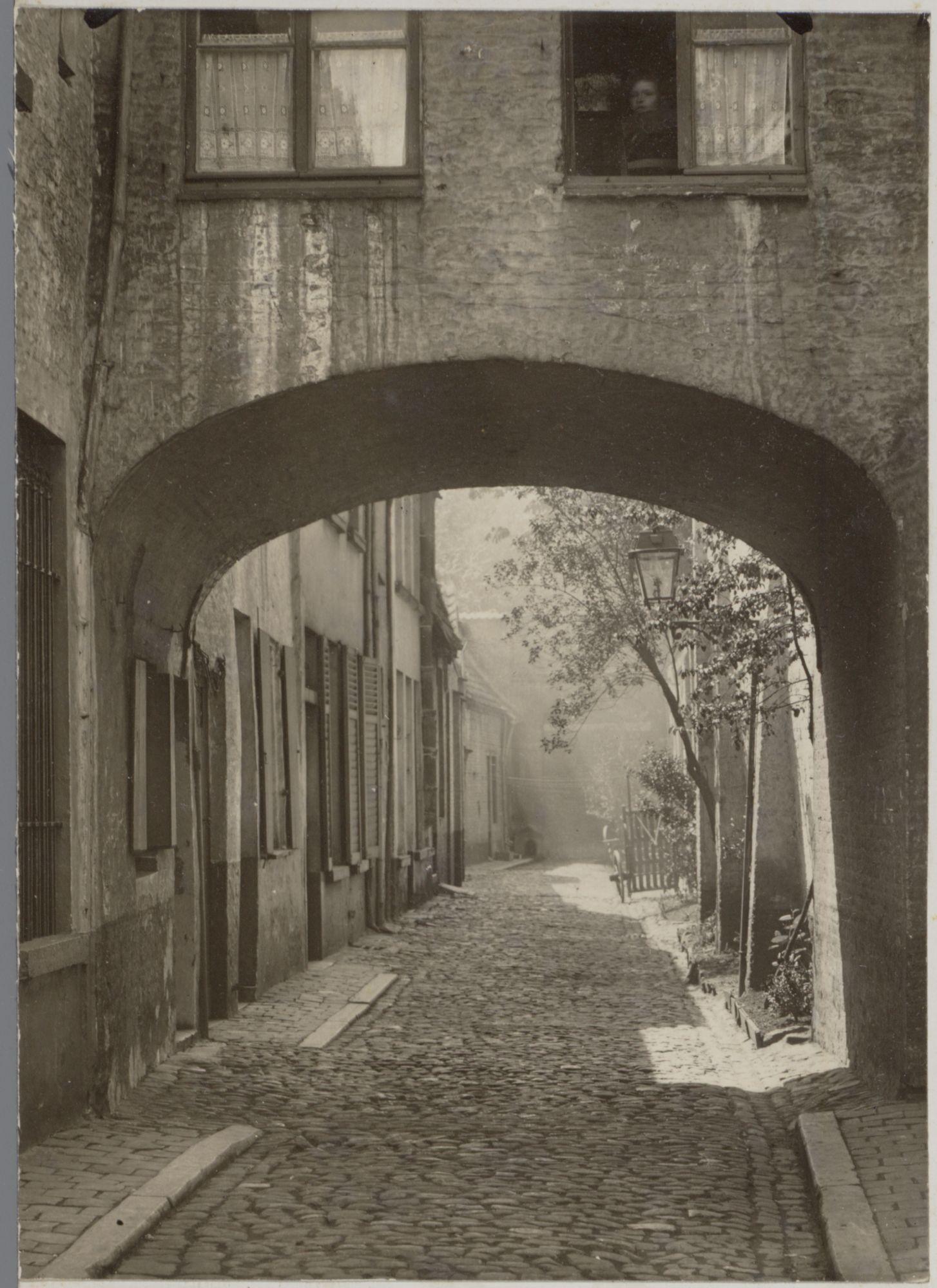 Gent: Turrepoortsteeg-Penssteeg