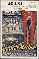 En piste Marika | De scene vrij voor Marika, Rio, Gent, 1 - 7 mei 1959