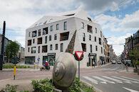 appartementsgebouw Sluizeken