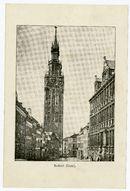 Gent: Belfort, stadhuis en Botermarkt