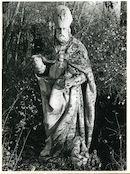 Zwijnaarde: Dorpsstraat 24: Standbeeld