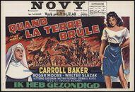 The Miracle | Quand la terre brûle | Ik heb gezondigd, Novy, Gent, 21 - 27 juli 1961