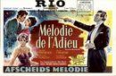 Mélodie de L'Adieu    Das Grosse Wunschkonzert   Afscheidsmelodie, Rio, Gent, 4 - 7 augustus 1961
