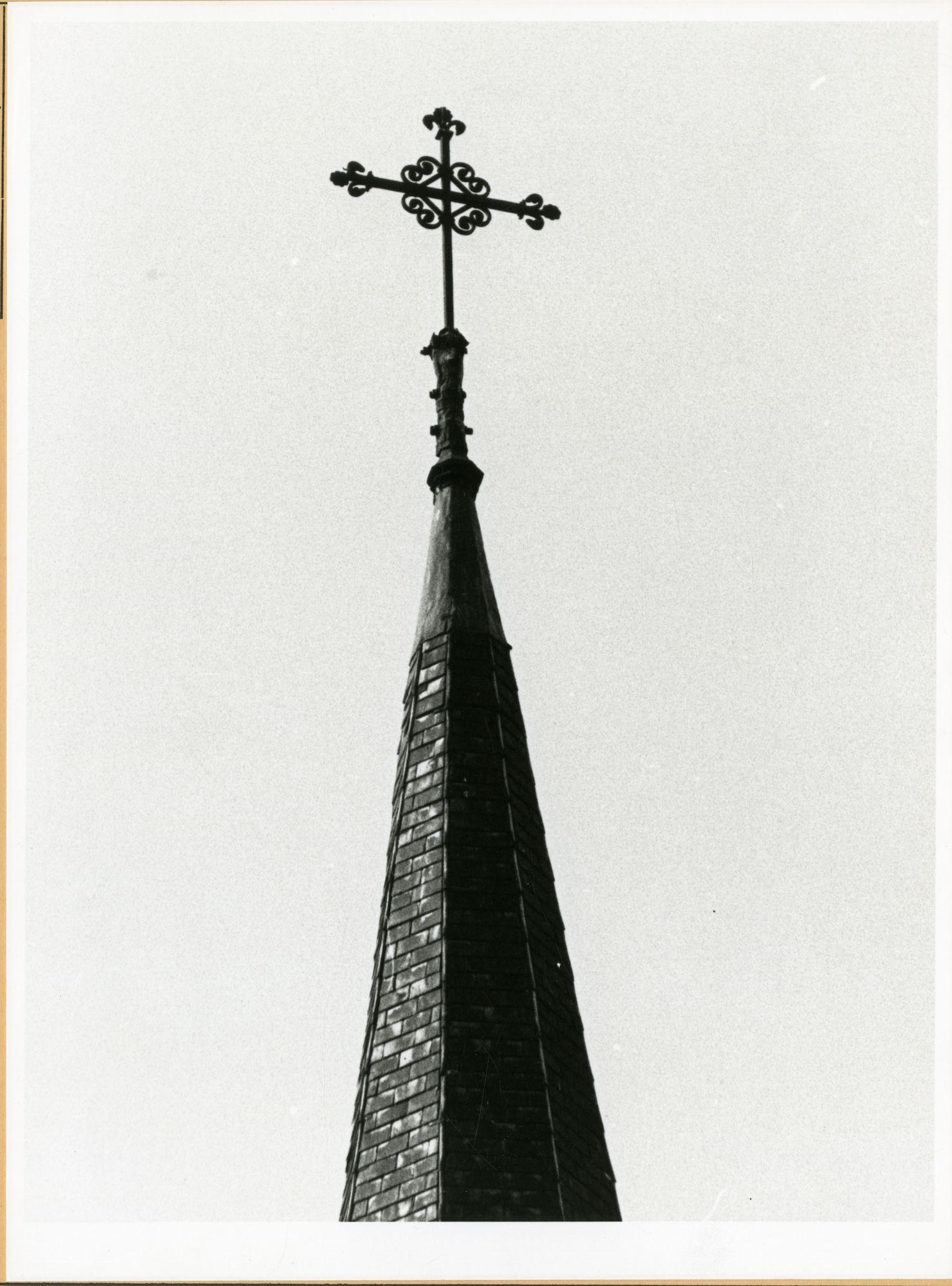 Gent: Jozef Kluyskensstraat: Toren, 1979