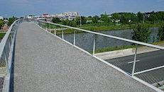 fietsbrug over Ringvaart  (André Denysbrug)