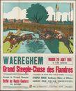 Waereghem, Grand Steeple-Chase des Flandres, Waregem, 28 augustus1951
