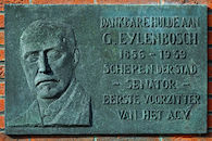 Gedenkplaat - Gustaaf Eylenbosch