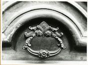 Gent: Burgstraat 24: deurgreep, 1979