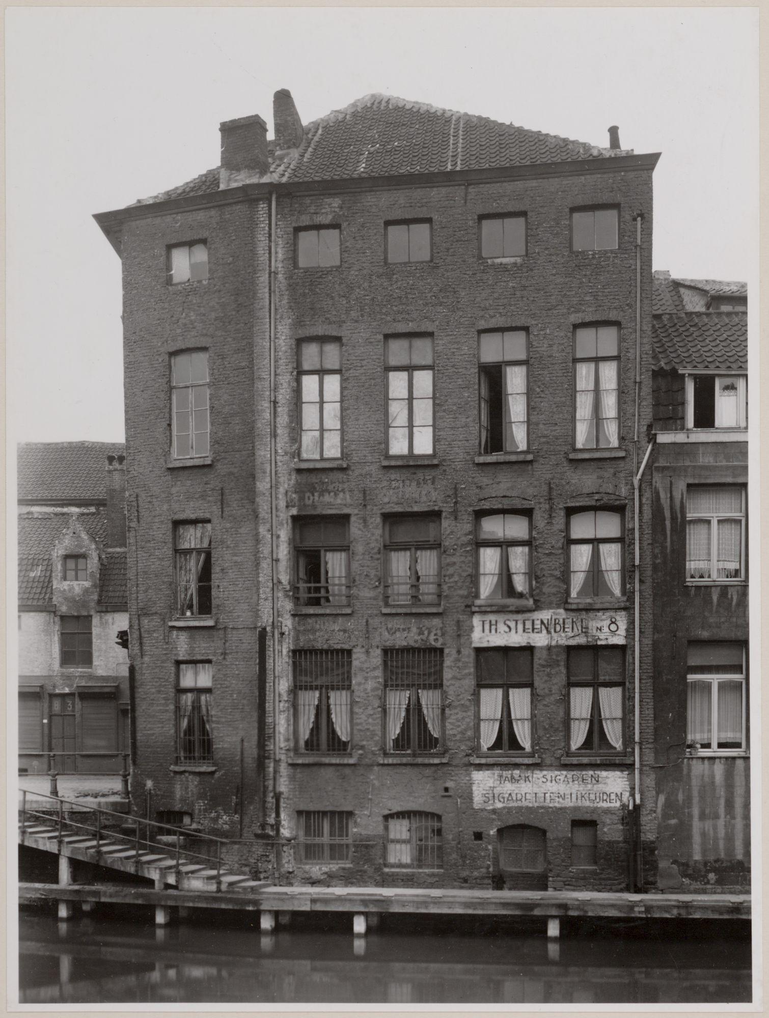 Gent: Kraanlei 8