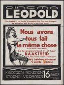 Nous avons tous fait la même chose | Wij hebben allemaal 't zelfde gedaan, Cinema Leopold, Gent, 22 - 31 december 1950
