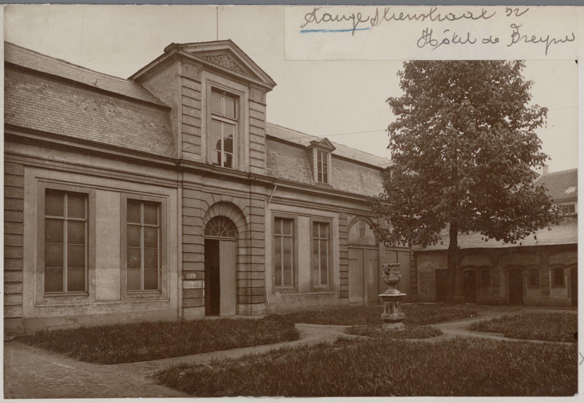 Gent: Hotel De Breyne, Lange Steenstraat 33