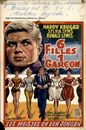 6 Filles et 1 Garçon | Bachelor Of Hearts | Zes Meisjes en een Jongen, Rio, Gent, 18 - 21 augustus 1961