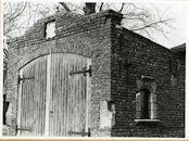 Gent: Ganzendries 24: gevelstenen, 1979