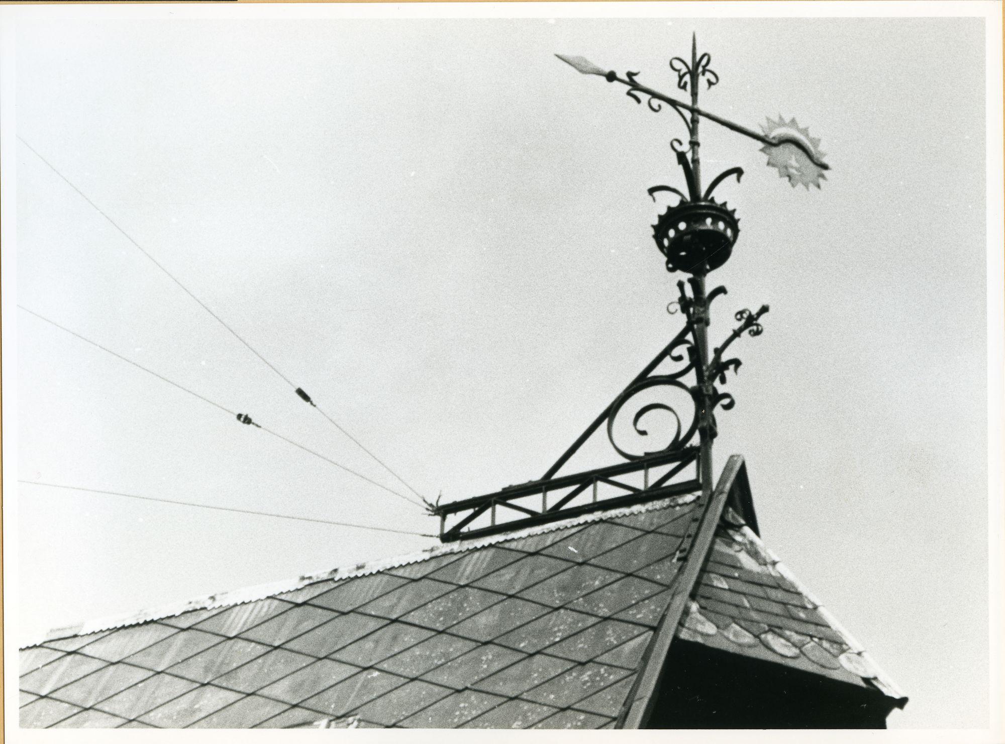 Gent: Parklaan 52: Windwijzer, 1979
