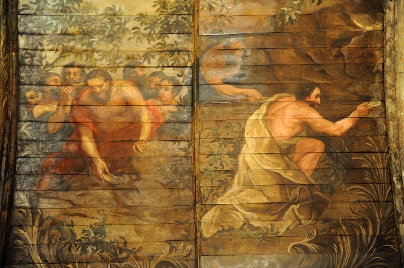 Restauratiewerken Sint-Pietersabdij 51