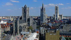 Gent centrum