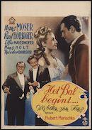 Wir bitten zum Tanz   Het bal begint …, [Capitole of Rex], Gent, [juni - juli 1943]