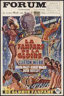 Marching Along | La fanfare de la gloire | De glorie fanfare, Forum, Gent, 19 - 22 maart 1954