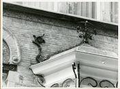 Gent: Fortlaan 5: balkonversiering, 1979