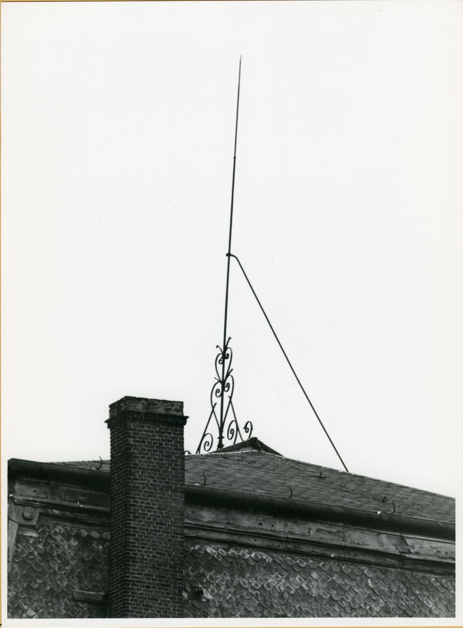Gent: Stropstraat 119: Nokversiering, 1979