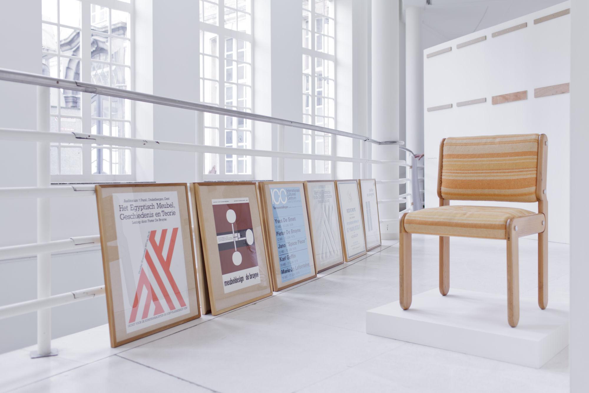 Pieter De Bruyne (1931-1987) - opbouw