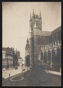 Gent: Maaseikplein en Limburgstraat: Sint-Baafskathedraal, 1903-1911