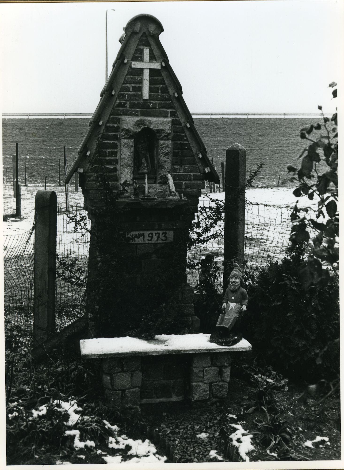 Zwijnaarde: Adolphe della Faillelaan 51: Kapel