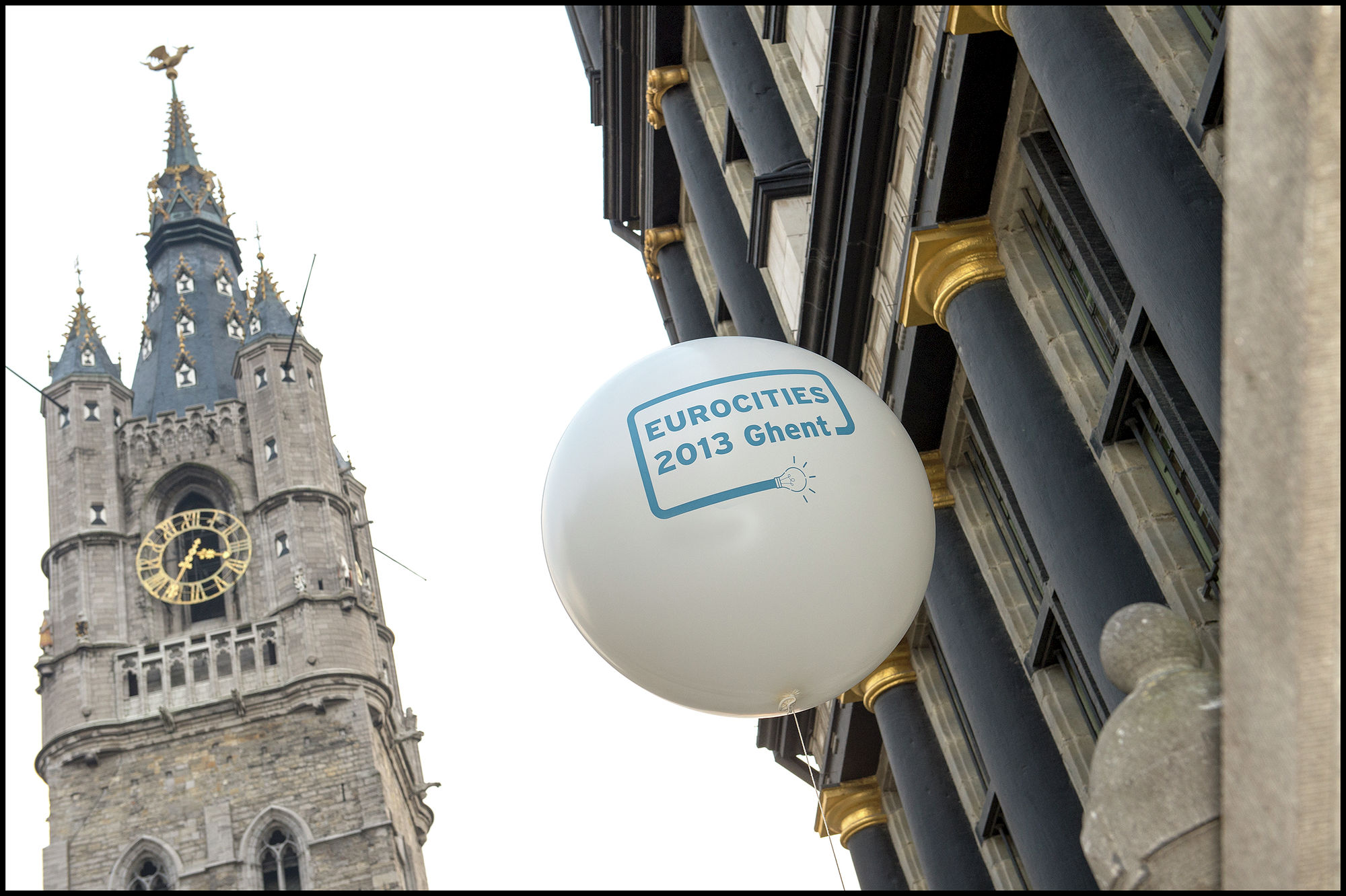 Eurocities in Gent