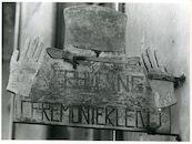 Gent: Onderstraat 24: Uithangbord, 1979