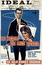 Le Héros de mes Rêves | De Held mijner Dromen, Ideal, Gent, 18 - 24 augustus 1961