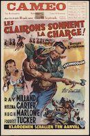 Bugles in the Afternoon | Les clairons sonnet la charge | Klaroenen schallen ten aanval, Cameo, Gent, 4 - 10 september 1953