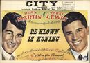 De Klown is Koning, City, Gent, 30 mei - 5 juni 1958