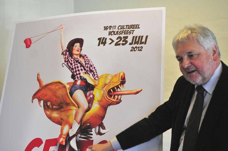 Campagnebeeld Gentse Feesten 2012 07