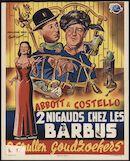 Comin' Round the Mountain | Deux nigauds chez les barbus | Twee snullen goudzoekers, Century, Gent, vanaf 4 september 1953