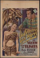 La femme aux tigres | De vrouw aan de tijgers, [Astrid], Gent, november 1941
