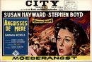 Angoisses de Mere   Moederangst   Woman Obsessed, City, Gent, 16 - 22 september 1960