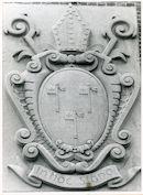 Gent: Sint Pietersplein: Wapenschild