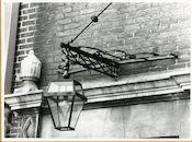 Gent: Congreslaan 2: lantaarn,1979