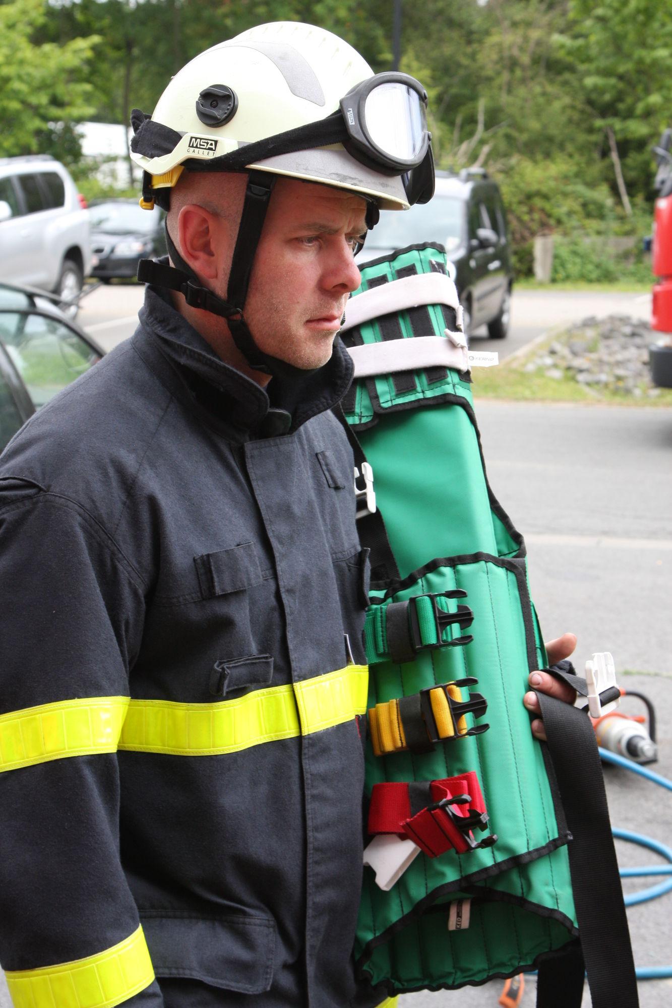 Brandweer THV
