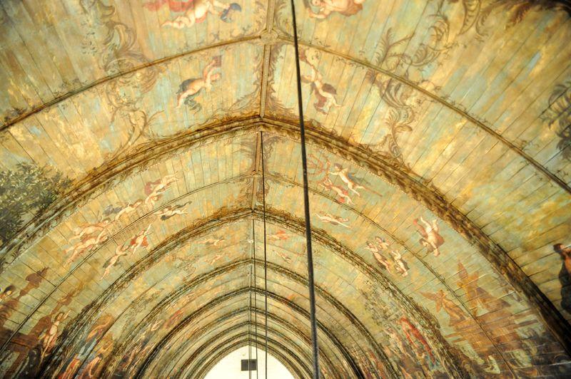 Restauratiewerken Sint-Pietersabdij 55
