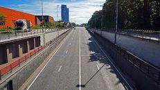 Kortrijksesteenweg + tunnel