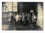Gent: Kouter (?): Etappen-Intendantur: Prüfungsstelle für Beitreibungen (beoordelingsinstantie van de , 1915-1916invorderingen/terugvorderingen)