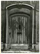 Gent: Gravin Johannastraat: deur, 1979