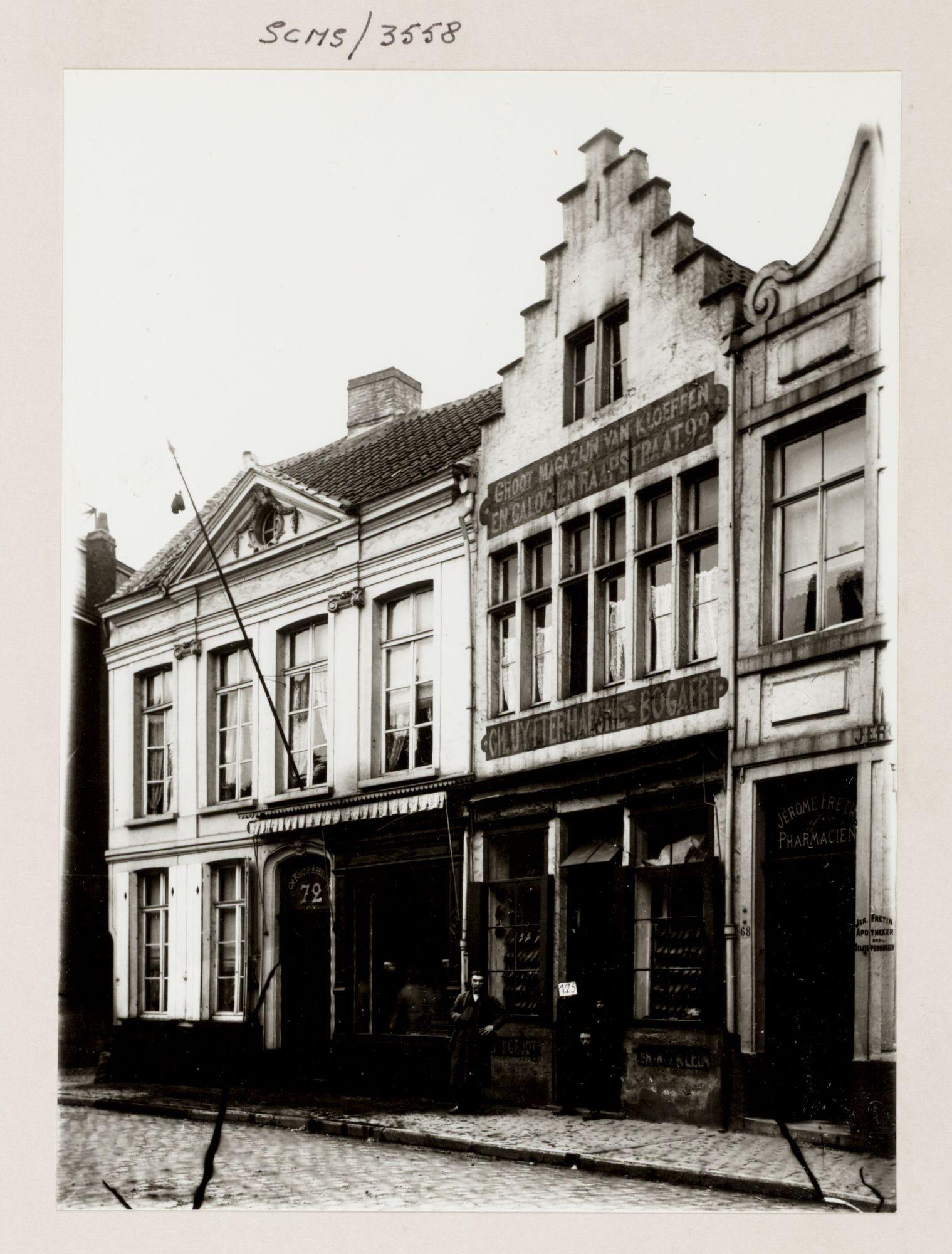 Gent: Lange Violettestraat