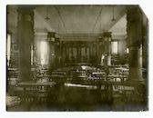 Gent: Reep: Hohenzollern-Kaserne (kazerne, later het bisschoppelijk seminarie): theehuis, 1915-1916