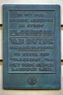 Gedenkplaat - Florimond van Duyse