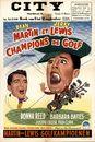 Dean Martin et Jerry Lewis Champions de Golf | The Caddy | Martin en Lewis Golfkampioenen, City, Gent, 8 - 14 september 1961
