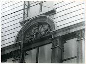 Gent: Sleepstraat 145-155: Gevelsteen, 1979