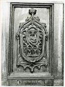 Gent: Congreslaan 17: deurluik, 1979