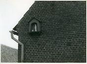 Drongen: Heyebreestraat 24: Gevelkapel, 1979